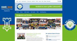 Neue HSG Webseite ist Online!