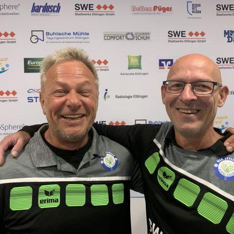 Neues Trainer-Duo übernimmt Verbandsliga-Herren