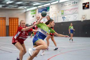 Kämpferisches Verbandsliga-Debut der Damen 1