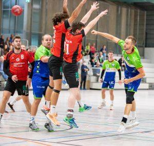 """Die """"Albtal-Tigers"""" fanden im Karlsruher Osten nie richtig ins Spiel"""