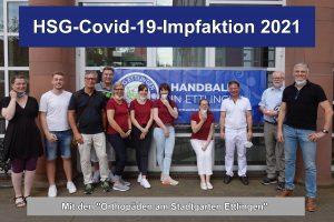 HSG-Impfaktion voller Erfolg!